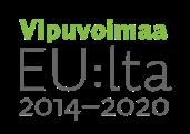 Vipuvoimaa EU:lta -logo
