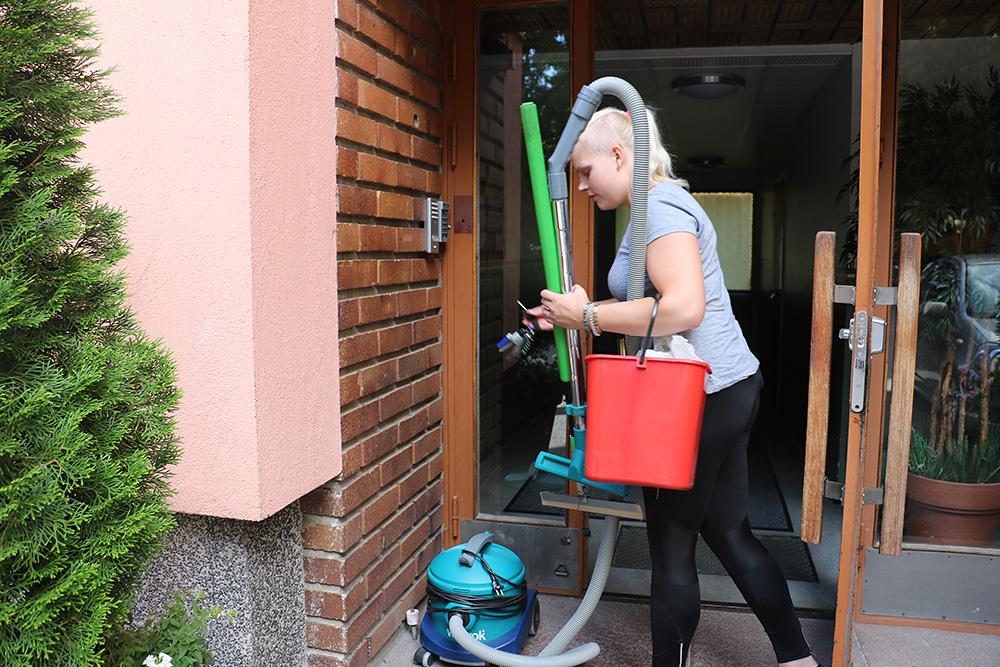 Siivouspalvelut kotiisi