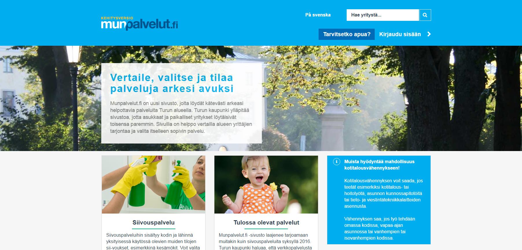 Musta Web-sivusto