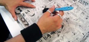 sarjakuvia