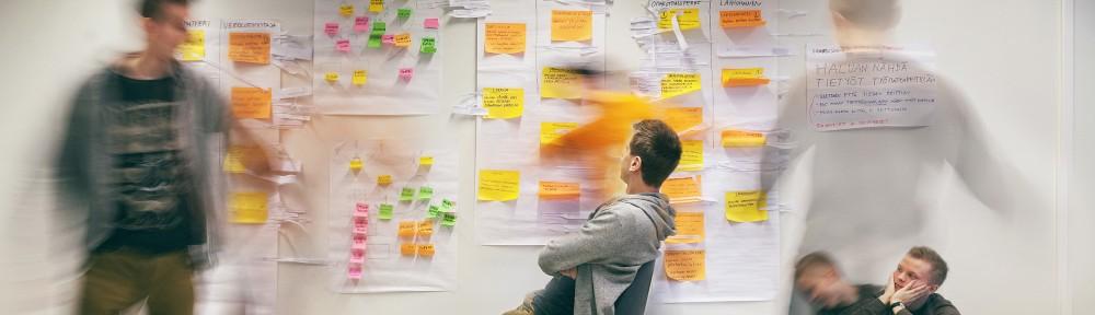 Digitaalisten palvelujen kehittämisen (DiPaKe) blogi