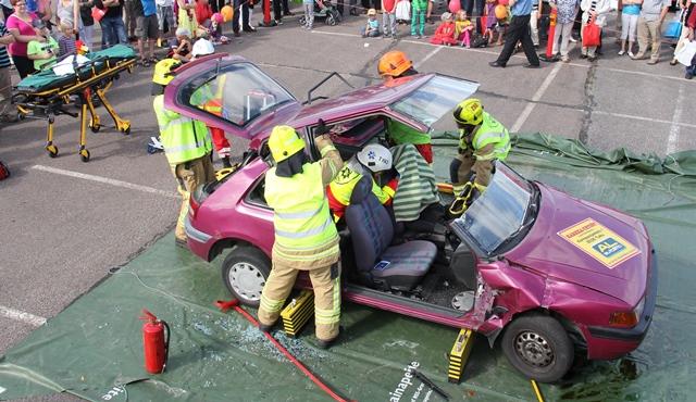 Ehän omalla toiminnallasi aiheuta liikenteessä vaaratilanteita.